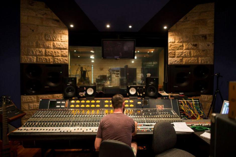 karnivool studio 301
