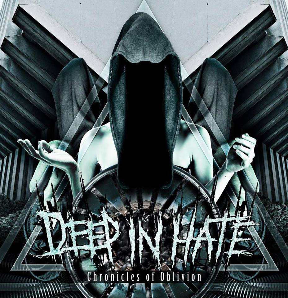 deep in hate banner album art