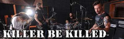 killer be killed promo banner