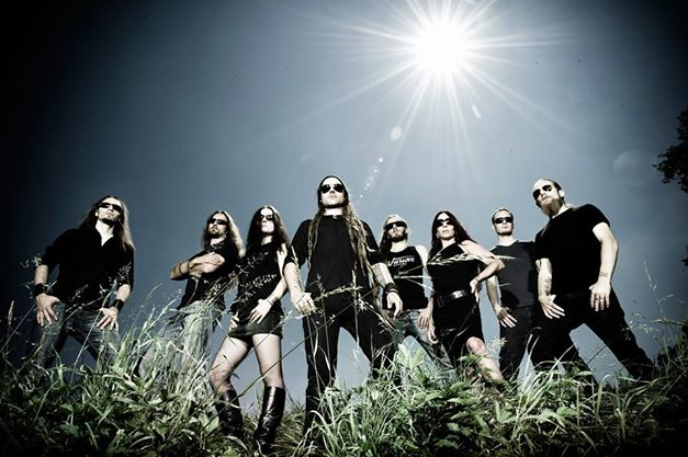 eluveitie band picture