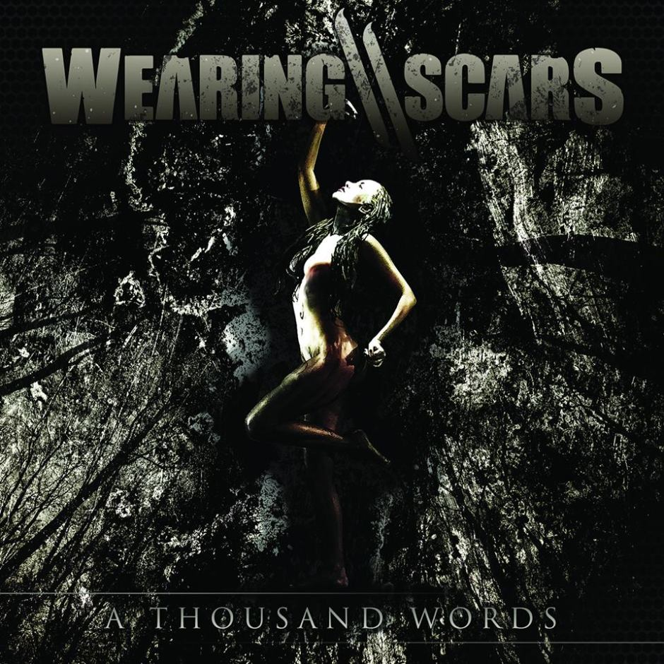 wearing scars album art