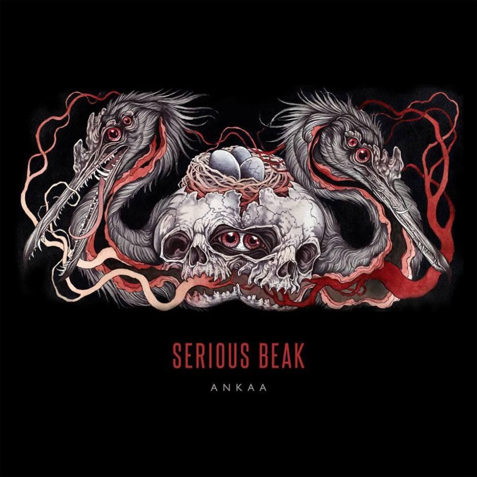 serious beak ankaa album art