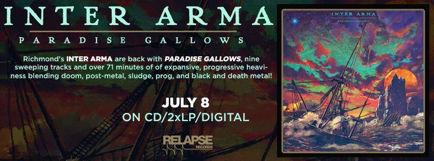 paradise gallows banner